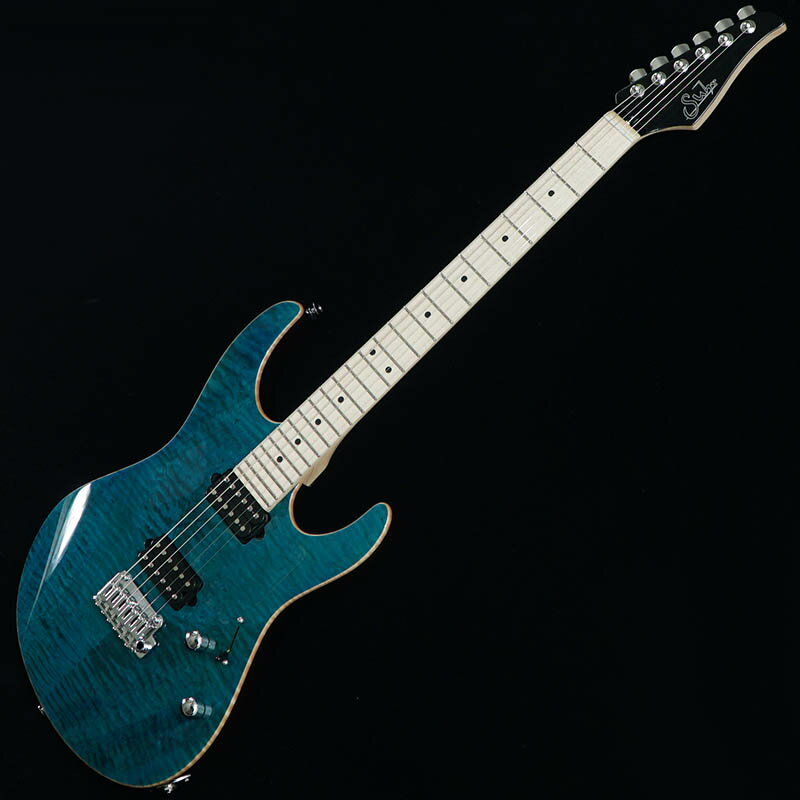 Suhr Guitars Japan Limited Model Pro Series Modern Pro Ash 510 HH Trans Teal/Maple [#JS6T3R] 【PGC-OTHERS】 【2月20日20時まで期間限定ポイント10倍!】