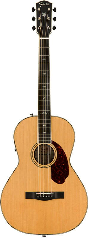 Fender Acoustics PM-2 Deluxe Parlor (Natural) 【特価】 【11月下旬入荷予定】