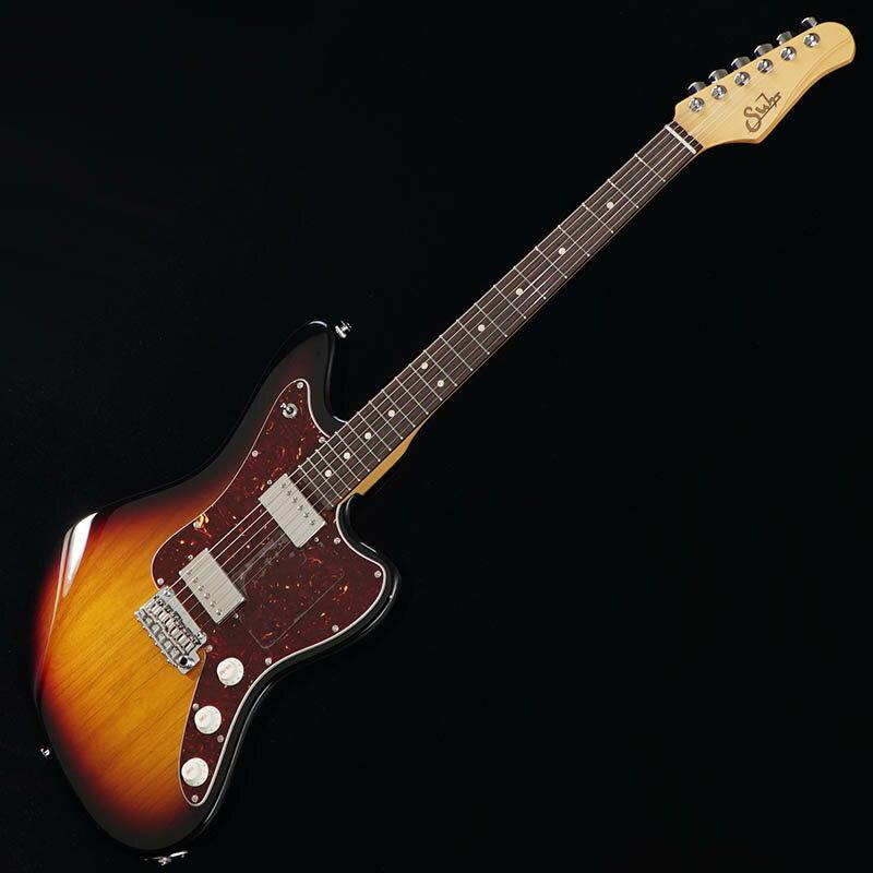 Suhr Guitars CLASSIC JM PRO SSV Humbuckers With 510 Tremolo (3-Tone Sunburst) 【キズ有り特価】 【衝撃の50%OFF】
