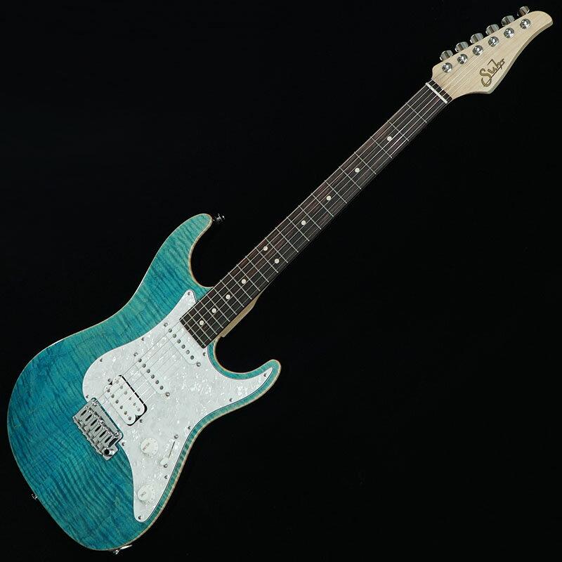 Suhr Guitars Pro Series Standard Pro 510 SSH Bahama Blue/Rosewood [#JS9D2K] 【2月20日20時まで期間限定ポイント10倍!】