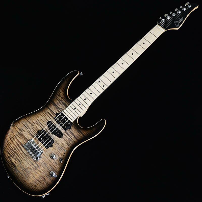 Suhr Guitars Pro Series Modern Pro 510 HSH Charcoal Burst/Maple [#JS9T4M] 【2月20日20時まで期間限定ポイント10倍!】