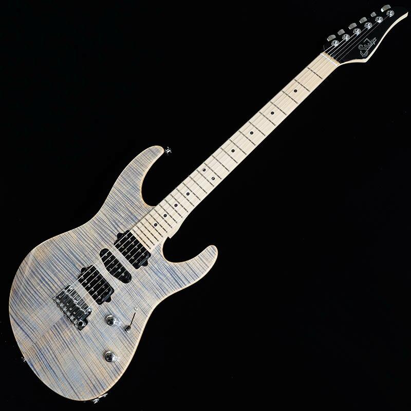 Suhr Guitars Pro Series Modern Pro 510 HSH Trans Blue Denim/Maple [#JS5J5M] 【2月20日20時まで期間限定ポイント10倍!】