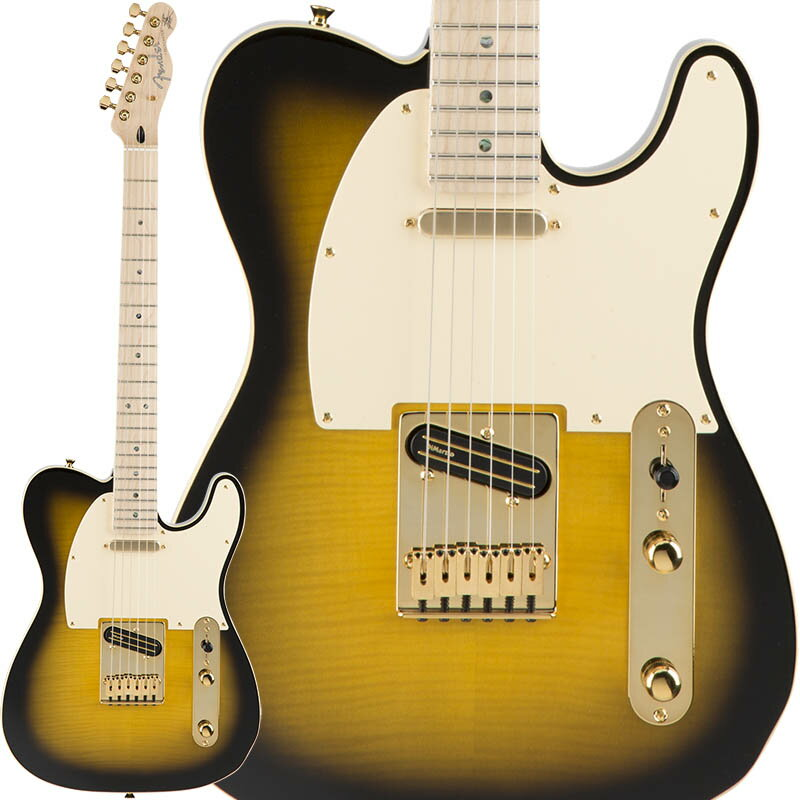 Fender Japan Exclusive Series Richie Kotzen Tele (Brown Sunburst) 【限定タイムセール】