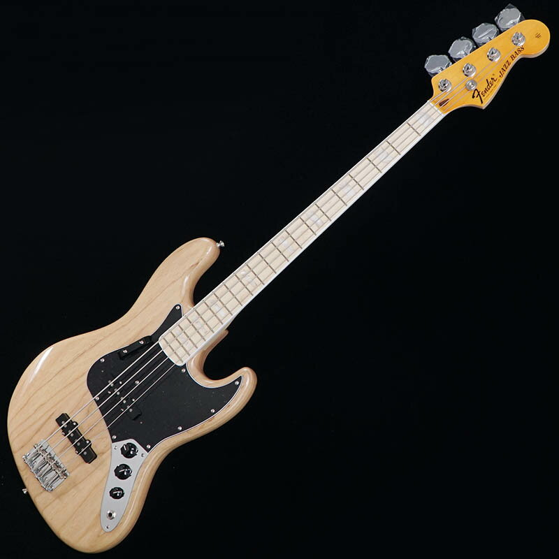 Fender American Original '70s Jazz Bass (Natural) [Made In USA] 【ポイント5倍】