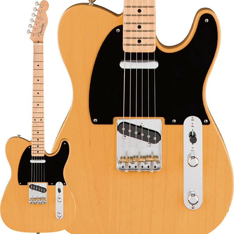 Fender American Original '50s Telecaster (Butterscotch Blonde) [Made In USA] 【ikbp5】 【FENDER THE AUTUMN-WINTER 2018 CAMPAIGN】