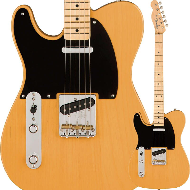 Fender American Original '50s Telecaster Left-Hand (Butterscotch Blonde) [Made In USA] 【ポイント5倍】