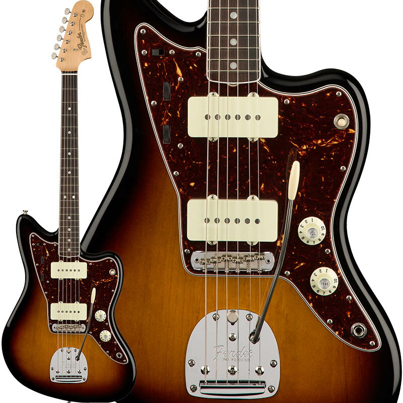 Fender American Original '60s Jazzmaster (3-Color Sunburst) [Made In USA] 【ikbp5】 【FENDER THE AUTUMN-WINTER 2018 CAMPAIGN】
