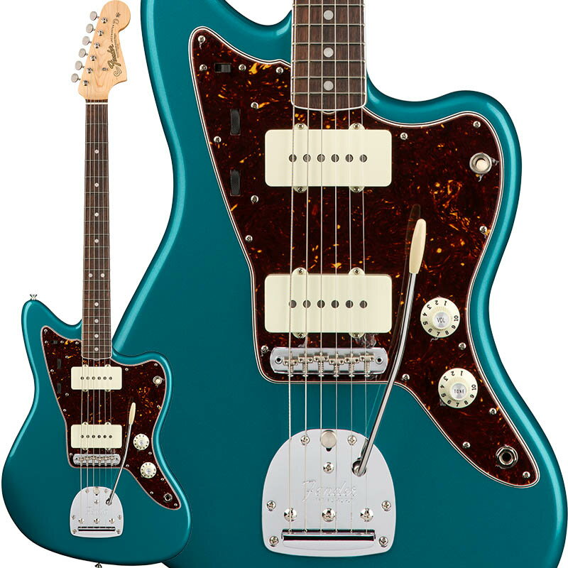 Fender American Original '60s Jazzmaster (Ocean Turquoise) [Made In USA] 【お取り寄せ品】 【ポイント5倍】