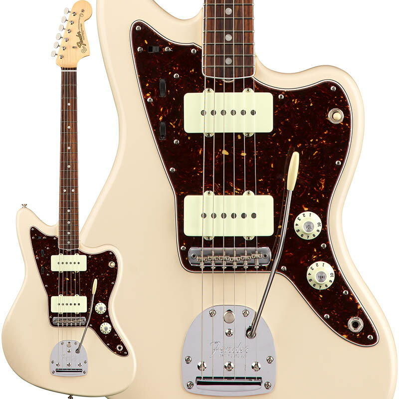 Fender American Original '60s Jazzmaster (Olympic White) [Made In USA] 【ポイント5倍】
