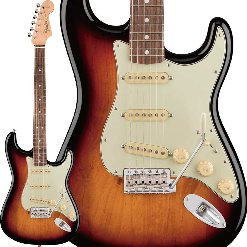 Fender American Original '60s Stratocaster (3-Color Sunburst) [Made In USA] 【ikbp5】 【FENDER THE AUTUMN-WINTER 2018 CAMPAIGN】