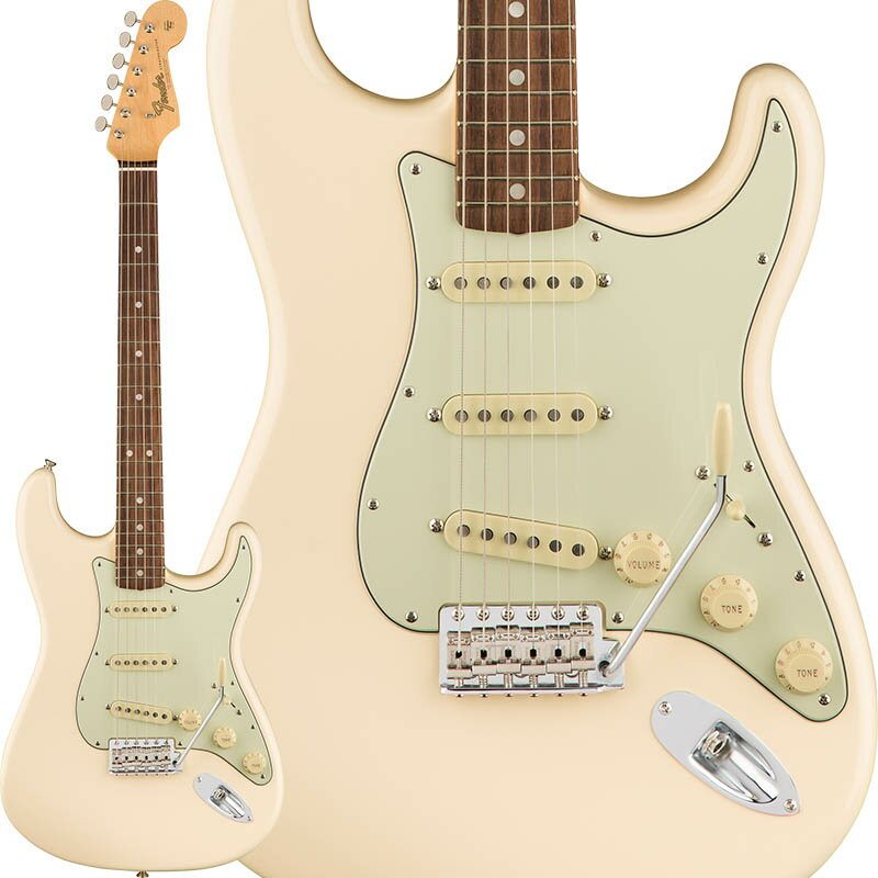 Fender American Original '60s Stratocaster (Olympic White) [Made In USA] 【ポイント5倍】
