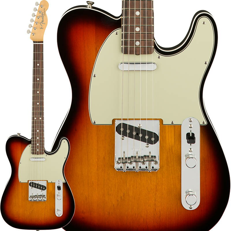 Fender American Original '60s Telecaster (3-Color Sunburst) [Made In USA] 【ikbp5】 【FENDER THE AUTUMN-WINTER 2018 CAMPAIGN】