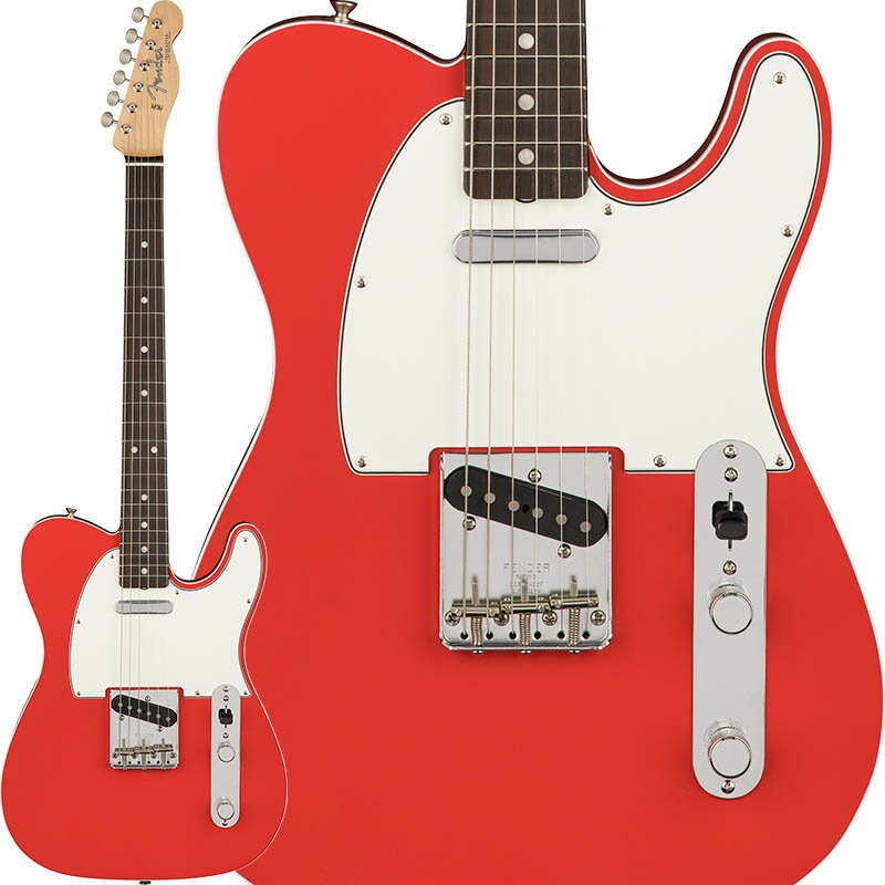 Fender American Original '60s Telecaster (Fiesta Red) [Made In USA] 【ikbp5】 【FENDER THE AUTUMN-WINTER 2018 CAMPAIGN】