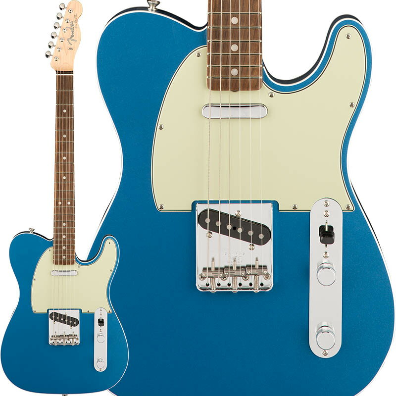 Fender American Original '60s Telecaster (Lake Placid Blue) [Made In USA] 【ポイント5倍】