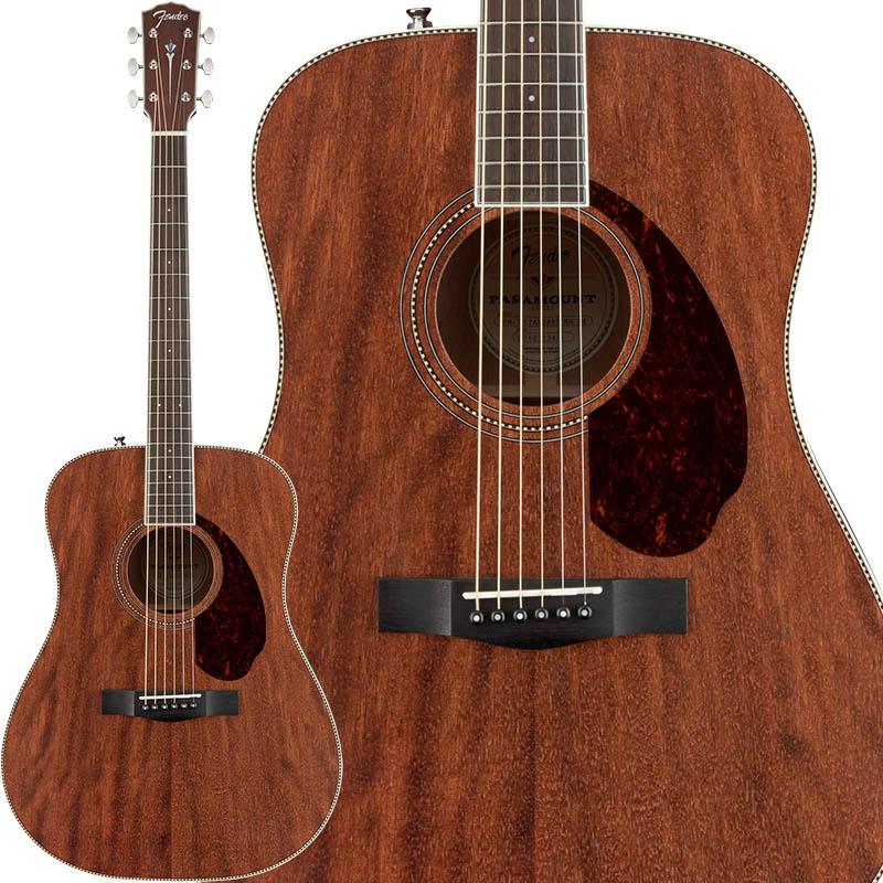 Fender Acoustics PM-1 Standard Dreadnought NE / All-Mahogany 【特価】