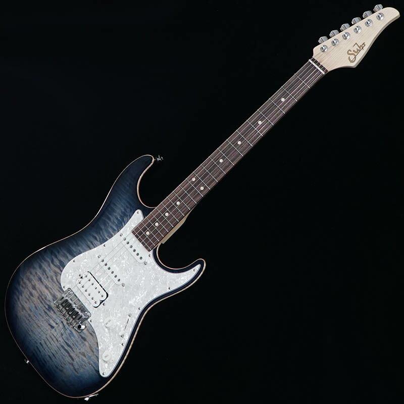 Suhr Guitars Pro Series Standard Pro 510 SSH Faded Trans Whale Blue Burst/Rosewood [#JS7Y5J] 【2月20日20時まで期間限定ポイント10倍!】