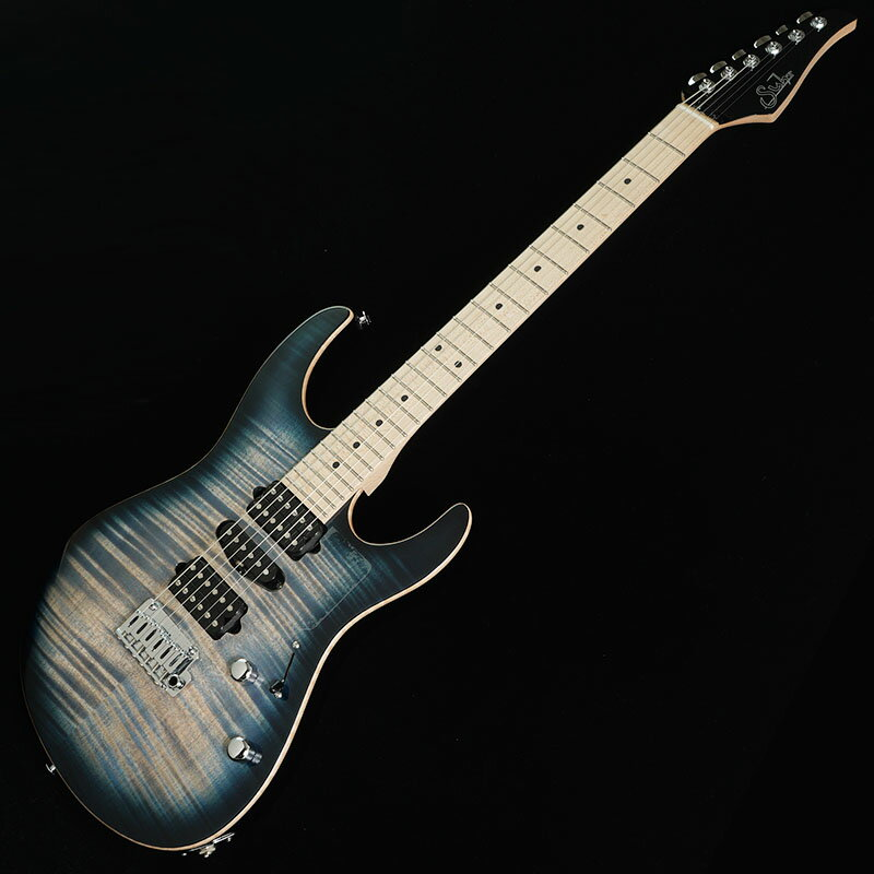 Suhr Guitars Pro Series Modern Pro 510 HSH Faded Trans Whale Blue Burst/Maple [#JS5F3W] 【PGC-OTHERS】 【2月20日20時まで期間限定ポイント10倍!】