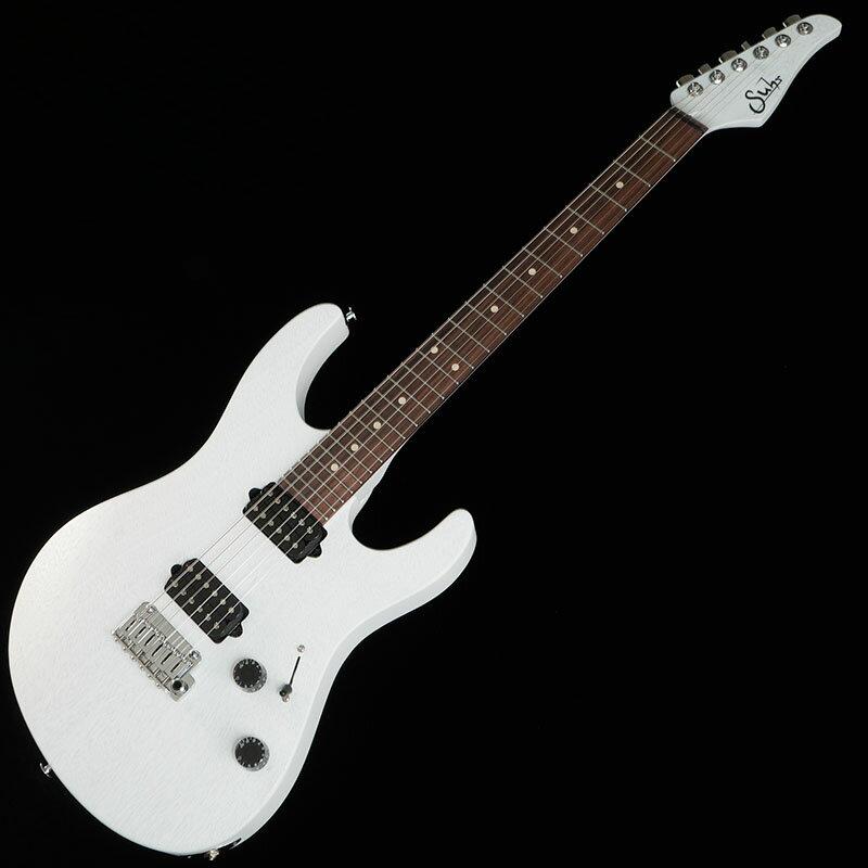 Suhr Guitars Pro Series Modern Satin HH 510 White Satin 【2月20日20時まで期間限定ポイント10倍!】