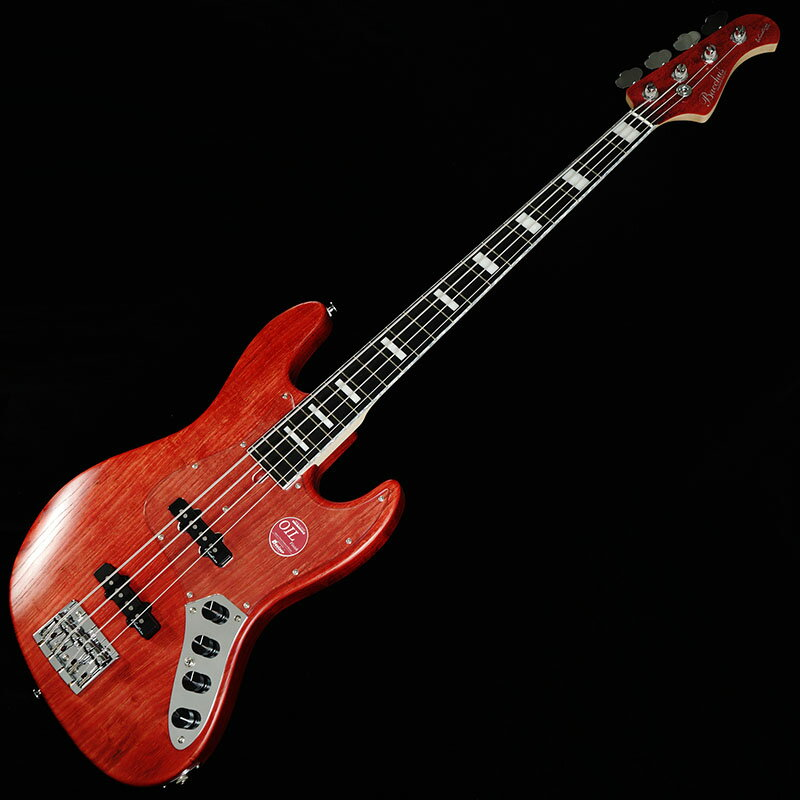 Bacchus WOODLINE 417AC (Red-Oil/Ebony) [Active Model]