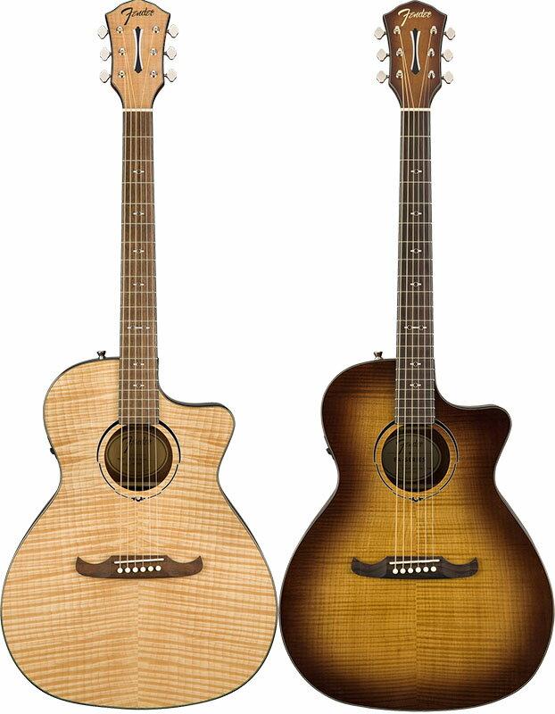 Fender Acoustics FA-345CE Auditorium 【期間限定プライス】