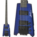 "Steinberger Spirit XT-25 ""Quilt Top"" STANDARD 5-strings Bass (TL/Trans Blue)"