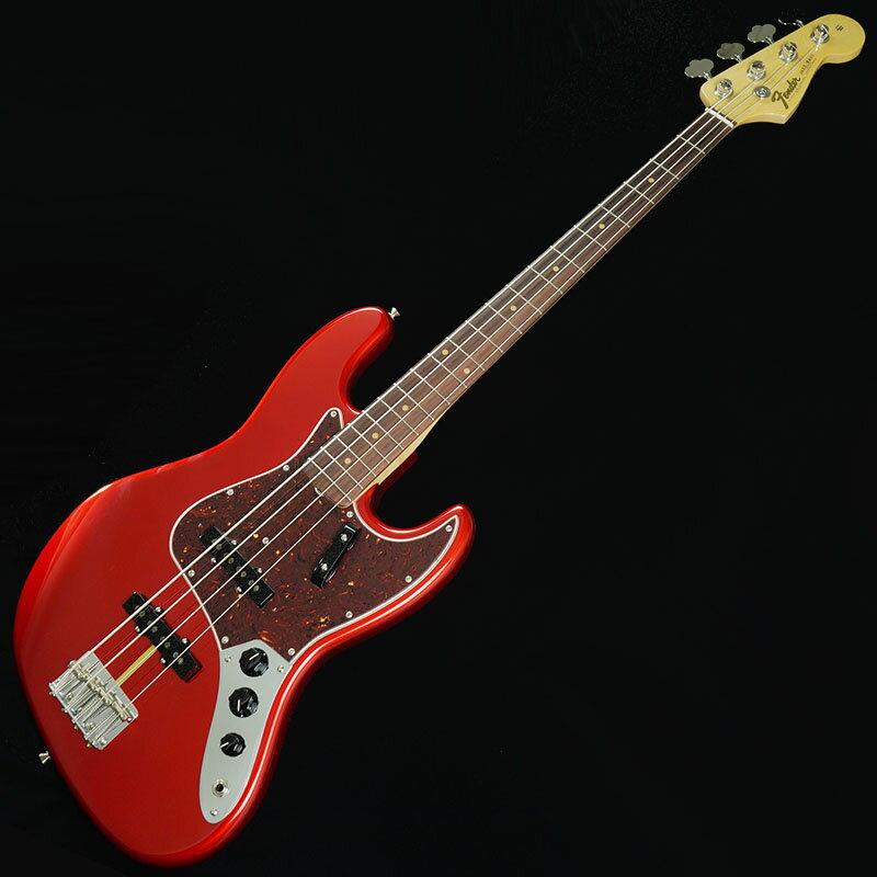 Fender American Original '60s Jazz Bass (Candy Apple Red) [Made In USA] 【ikbp5】 【FENDER THE AUTUMN-WINTER 2018 CAMPAIGN】