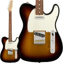 Fender Classic Player Baja '60s Telecaster (3-Color Sunburst/Pau Ferro) [Made In...