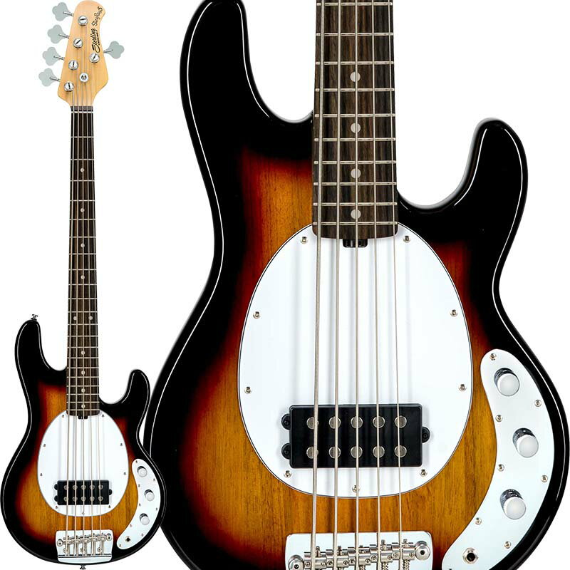 Sterling by MUSICMAN Ray25 (3-Tone Sunburst/Rosewood)