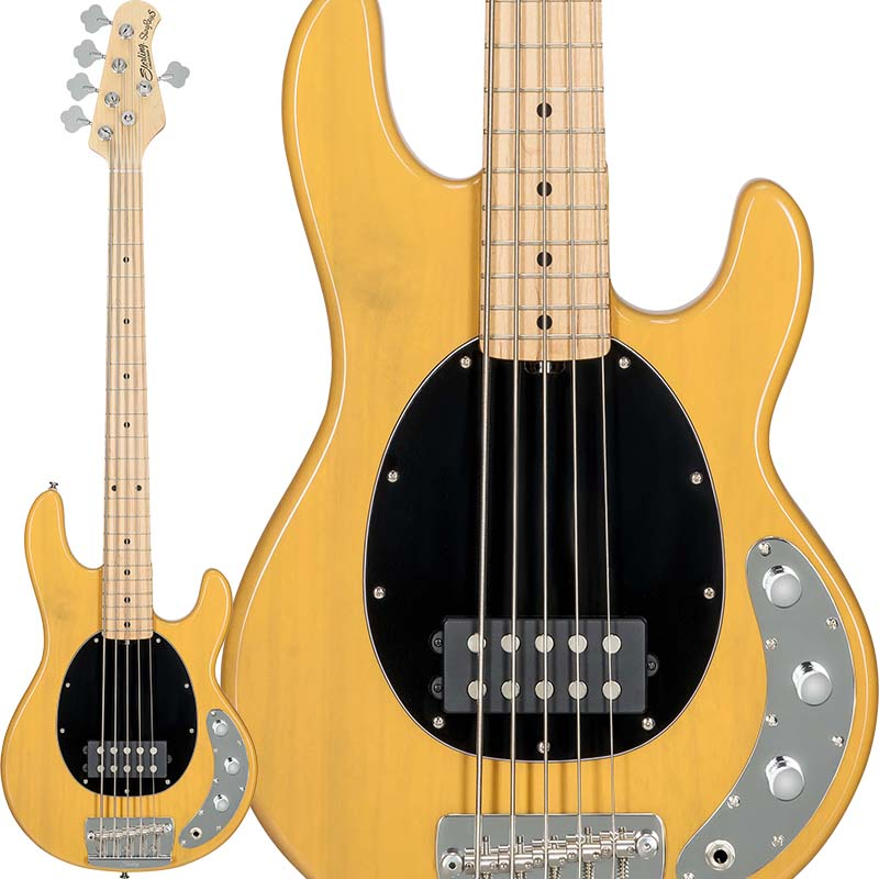 Sterling by MUSICMAN Ray25 (Butterscotch/Maple)