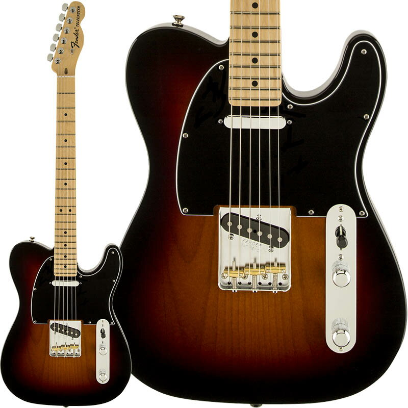 Fender American Special Telecaster (3-Color Sunburst/Maple) [Made In USA] 【期間限定プライス】