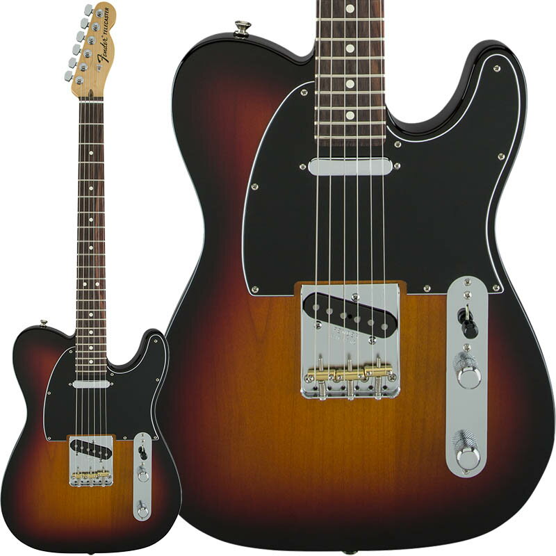 Fender American Special Telecaster (3-Color Sunburst/Rosewood) [Made In USA] 【期間限定プライス】