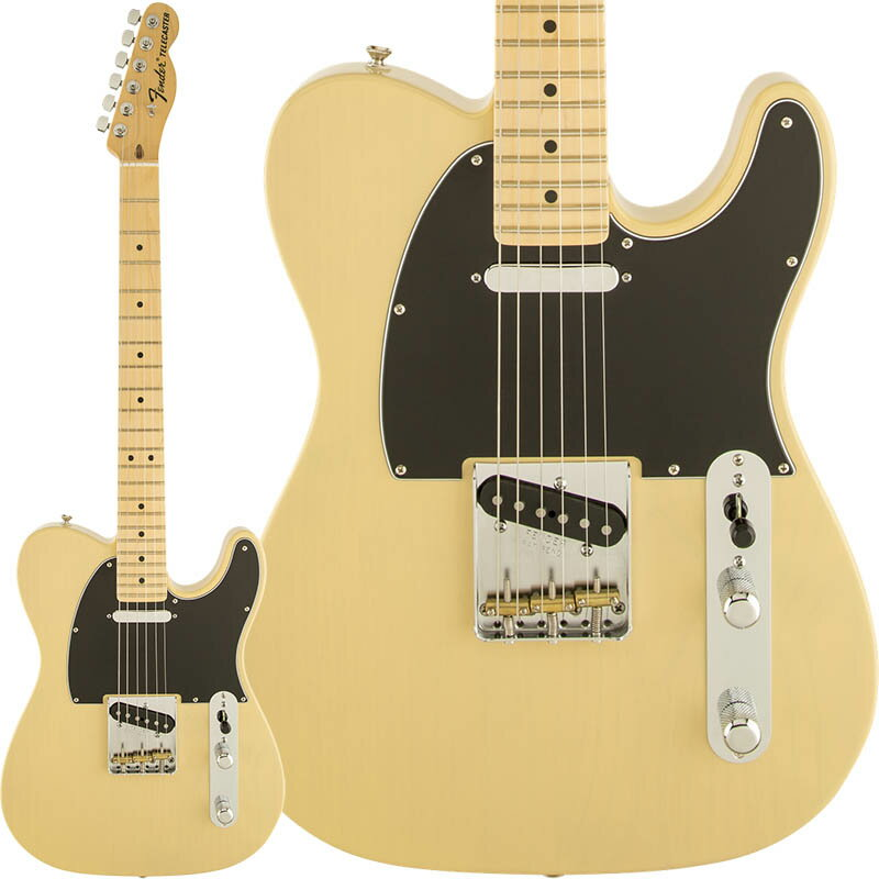 Fender American Special Telecaster (Vintage Blonde/Maple) [Made In USA] 【期間限定プライス】