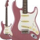 Fender USA CUSTOM SHOP Char 1959 Stratocaster Journeyman Relic (Burgundy) 【11月以降順次入荷予定】 【ikbp5】