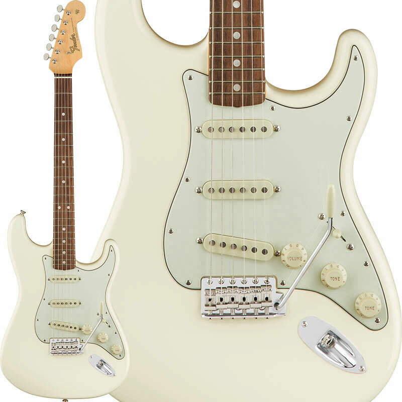 Fender American Original '60s Stratocaster (Olympic White) [Made In USA] 【ikbp5】 【FENDER THE AUTUMN-WINTER 2018 CAMPAIGN】