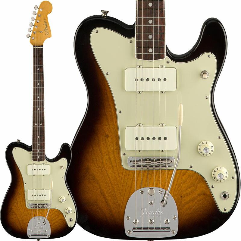 Fender Limited Edition Jazz-Tele (2-Color Sunburst/Rosewood) [Made In USA] 【6月入荷予定】 【ikbp5】