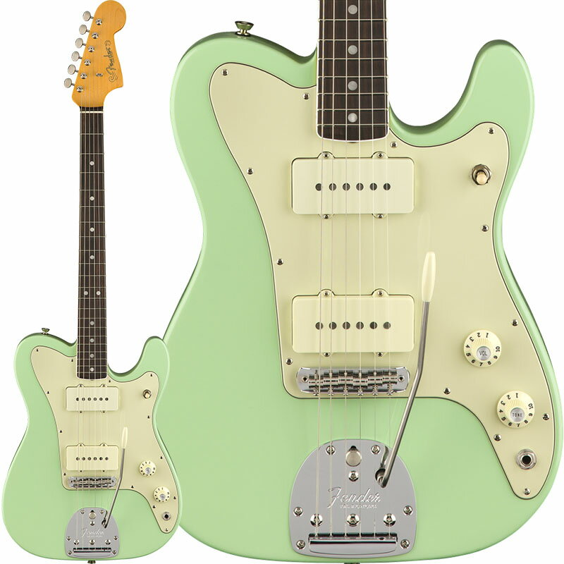 Fender Limited Edition Jazz-Tele (Surf Green/Rosewood) [Made In USA] 【6月入荷予定】 【ikbp5】