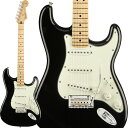 Fender(フェンダー)エレキギター Player Stratocaster (Black/Maple) [Made In Mexico] 【特価】 【ikbp5】 新品 ス…