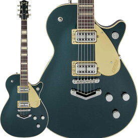 GRETSCH G6228 Players Edition Jet BT with V-Stoptail (Cadillac Green) 【特価】
