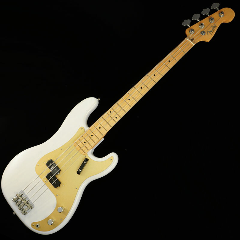 Fender American Original '50s Precision Bass (White Blonde) [Made In USA] 【ikbp5】 【FENDER THE AUTUMN-WINTER 2018 CAMPAIGN】