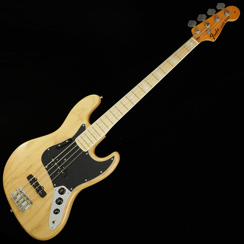 Fender American Original '70s Jazz Bass (Natural) [Made In USA] 【ikbp5】