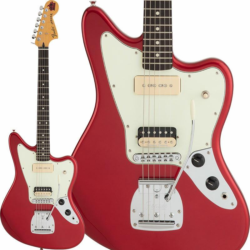 Fender Jean-Ken Johnny Jaguar [MAN WITH A MISSION Jean-Ken Johnny Signature Model] [Made In Japan] 【ikbp5】