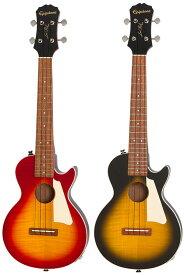 Epiphone by Gibson Les Paul Acoustic/Electric Tenor Ukulele