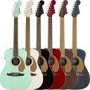 Fender Acoustics Malibu Player 【本数限定特価】