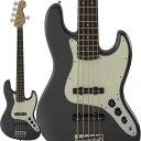 Fender Made in Japan Hybrid Jazz Bass V (Charcoal Frost Metallic) [Made in Japan] 【ikbp5】 【FENDER THE SPRIN…