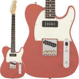 Fender FSR Made in Japan Hybrid 60s Telecaster P-90 (Fiesta Red) [Made in Japan] 【ikbp5】