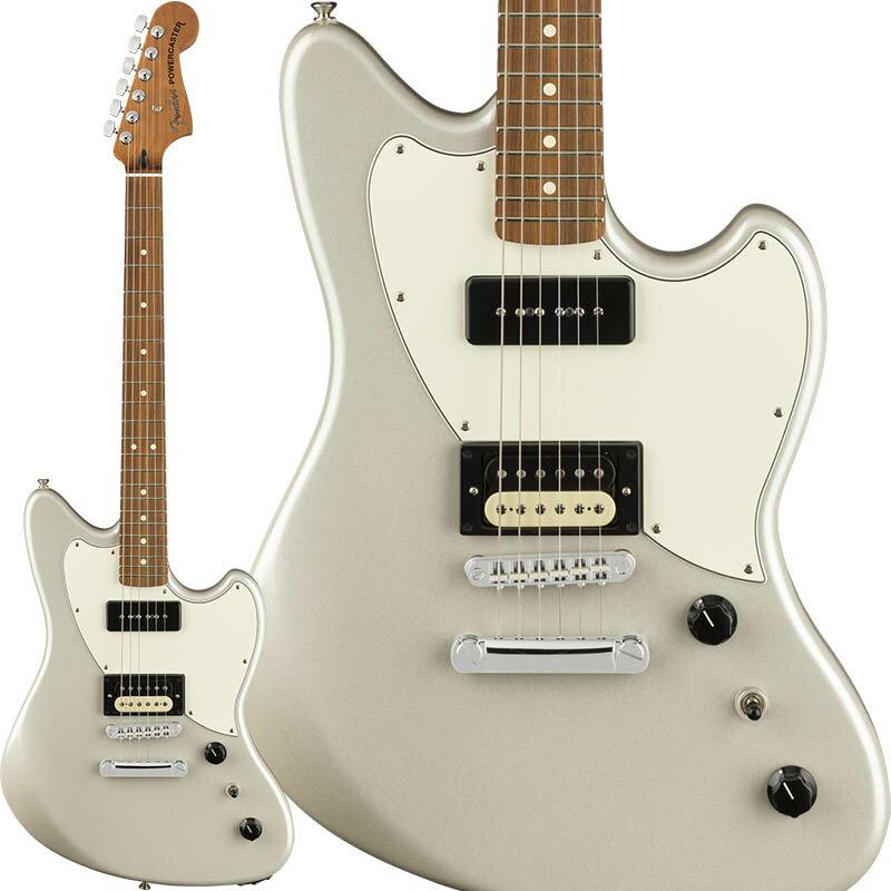 Fender Alternate Reality Powercaster [Made In Mexico] (White Opal/Pau Ferro Fingerboard) 【ikbp5】