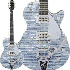 GRETSCH G6129T Players Edition Jet FT with Bigsby (Light Blue Pearl) 【日本国内入荷16本】
