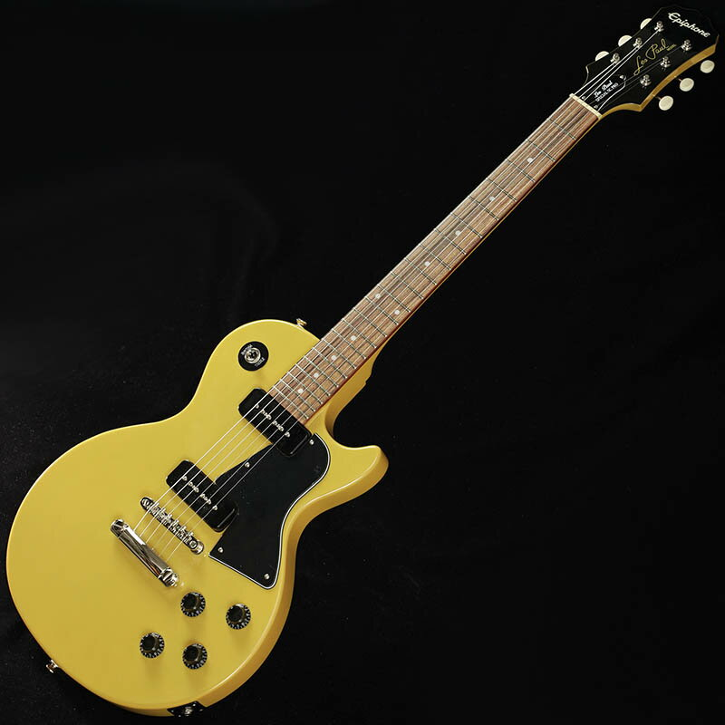 Epiphone By Gibson Limited Edition Les Paul Special Single Cutaway [Set-neck] (TV Yellow) 【数量限定エピフォン・アクセサリーパック・プレゼント】