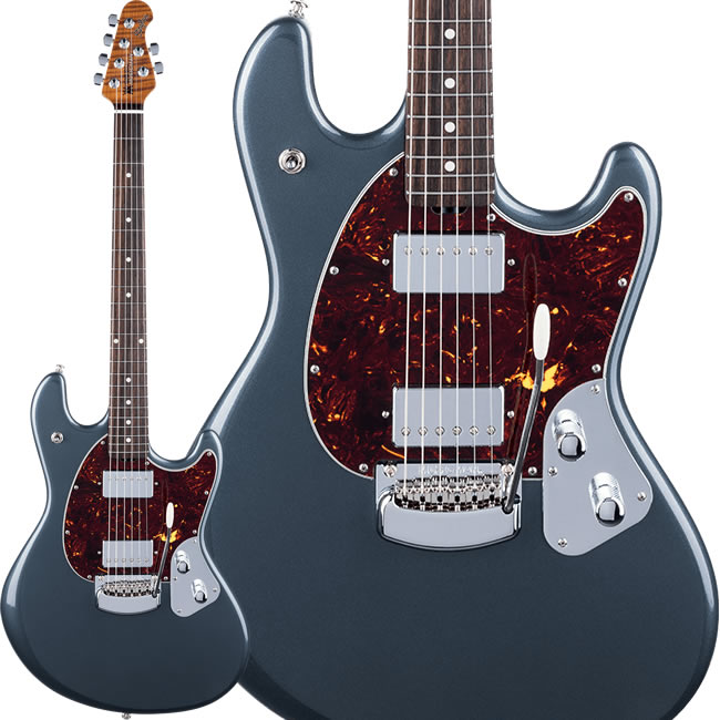 MUSICMAN StingRay Guitar RS (Charcoal Frost/Rosewood) 【特価】