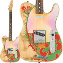 Fender Jimmy Page Telecaster (Natural) [Made In Mexico] 【ikbp5】